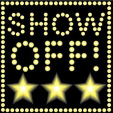 Show Off! logo